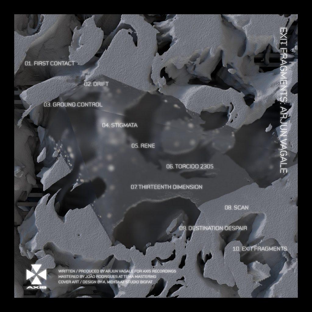 Arjun Vagale Ext Fragments Debut Album